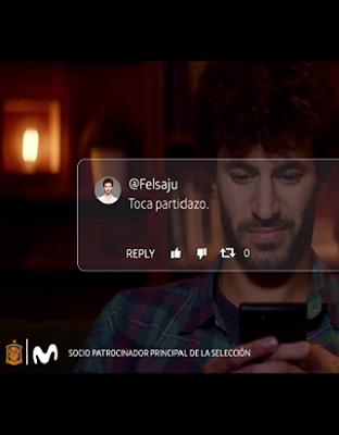 Movistar y la Federación Española de Fútbol, juntos para promover el fútbol sin violencia en redes sociales