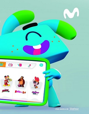 Llega Movistar Junior, la app infantil de Movistar+