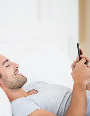 """¿""""Arriesgadas"""" formas de cortejar por Internet? El sexting"""
