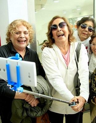 Adultos mayores: tips para mantenernos conectados
