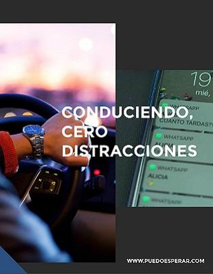 Al volante, #PuedoEsperar
