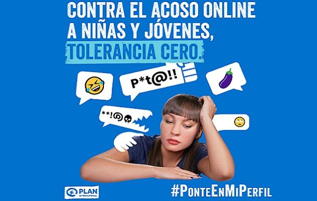 #PonteEnMiPerfil: tolerancia cero con el acoso online